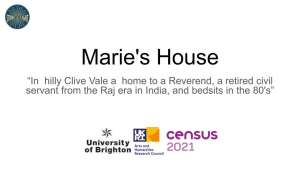 Marie's census project