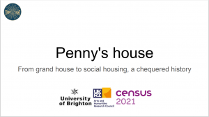 Penny's census project