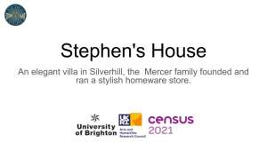 Stephen's census project