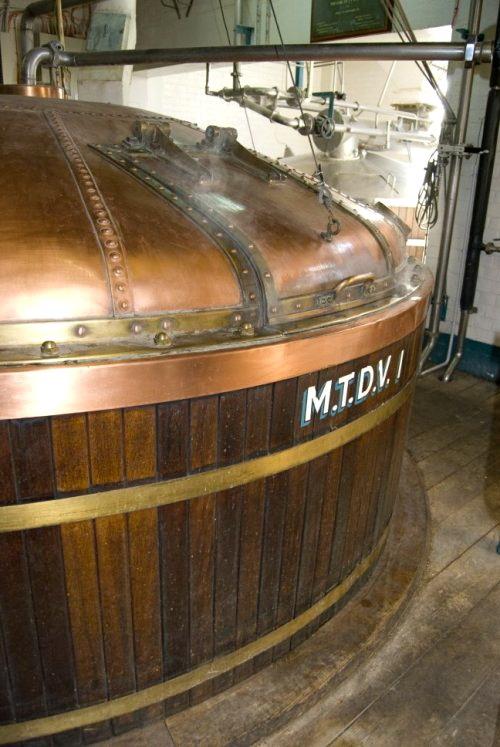 Harveys brewing vat